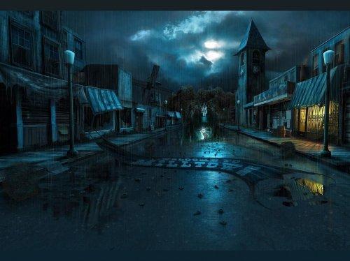 Город заблудших душ