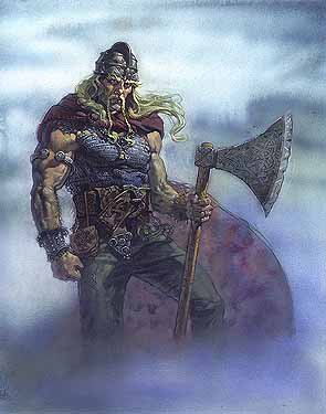 Как викинги делали доски - 8