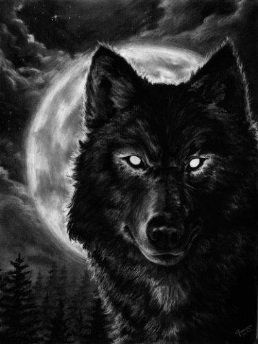 Волки в мифологииразных стран и