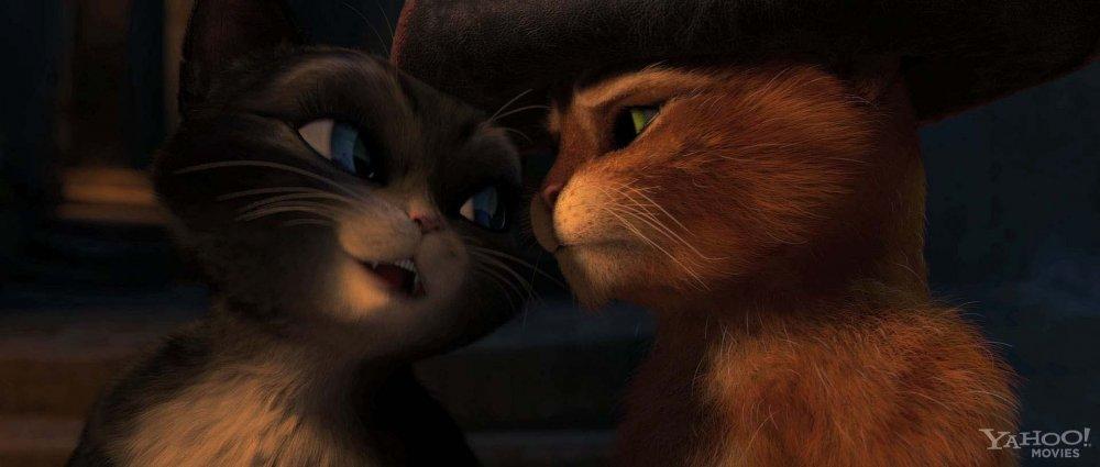 Котенок в сапогах 9
