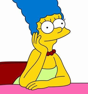 marge. Мардж симпсон в плейбое