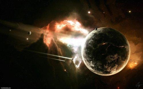 Большой, необъятный, потрясающий - Космос
