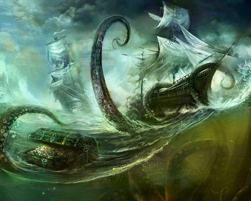 Sea and ships часть 1 ая