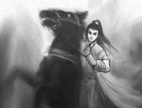 Арт Youxiandaxia - Часть Вторая