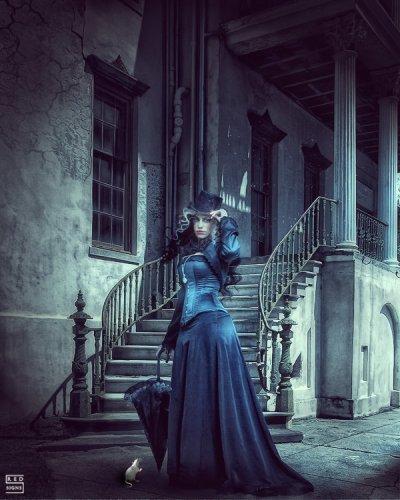 Fotoart - mistique by Federika-Red Sing (Redsings)