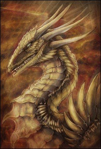 Драконы от А до Я