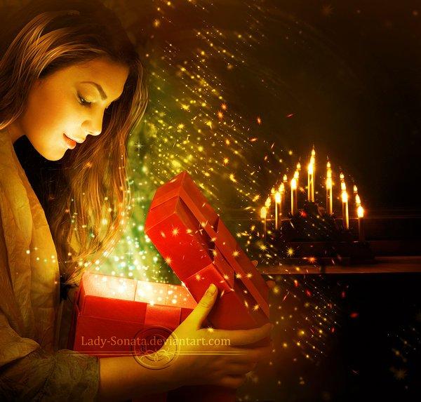 Сказка для женщины подарок 7