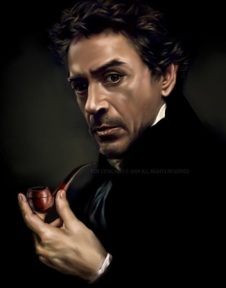 шерлок холмс знакомство с ватсоном