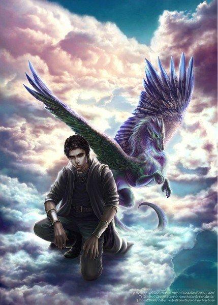 Немного о драконе: Лунные