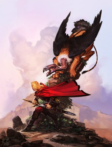 Fantasy от Kieran Yanner