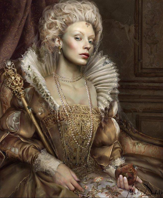 королева картинки: