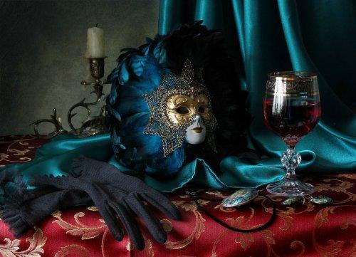 Венецианские карнавальные маски - Нелепые факты - photo#40