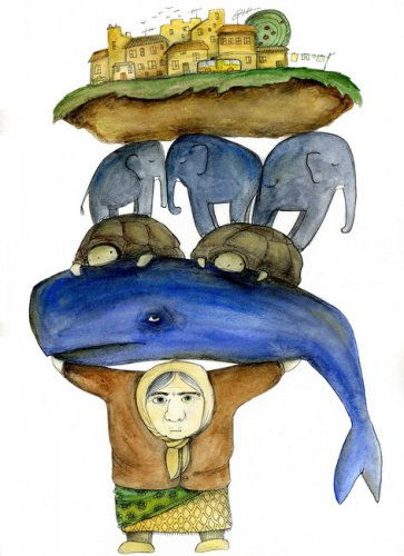 Милые рисунки от марися рудська smugasta