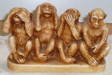 Тайна трех обезьян