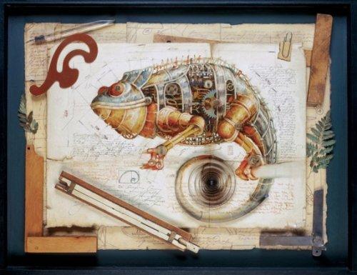 Стимпанк от Михаила Гвоздева
