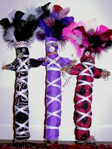 Куклы Вуду - Рассказы о нечистой силе и волшебных существах