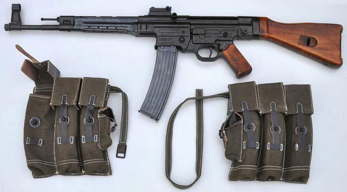 Оружие RDA