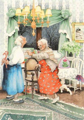 как рисовать открытку бабушке