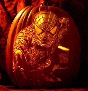 The pumpkin geek резьба по тыквам