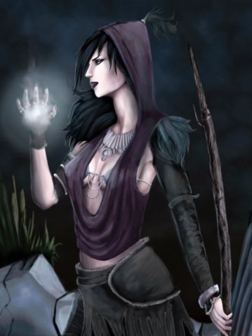 сон знакомая женщина с черными волосами