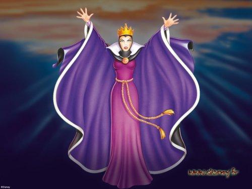 Главный враг королева гримхильда