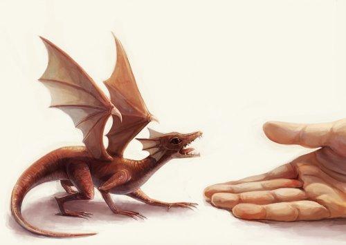 Дракончики. Часть 2