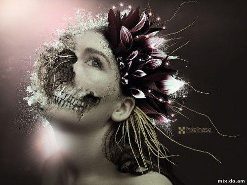 Модный стимпанк-арт от Rebeca Saray