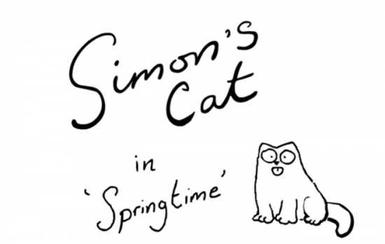 """Simon's Cat: Springtime"""