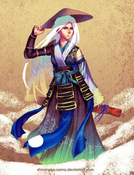 Азиатские мотивы 6