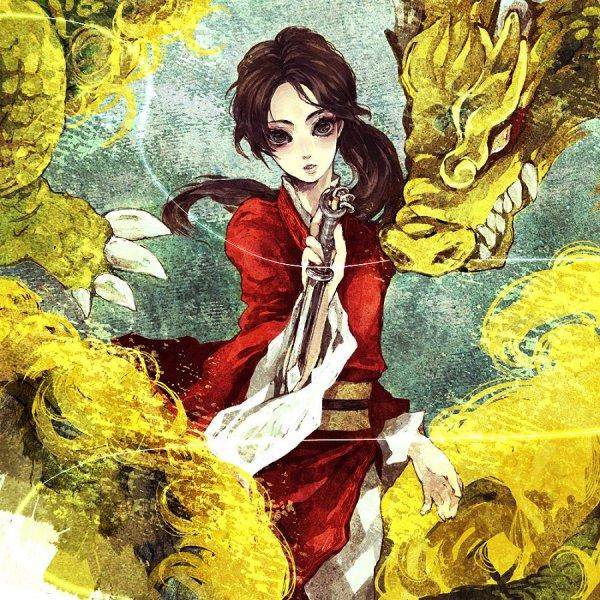 Азиатские мотивы 8