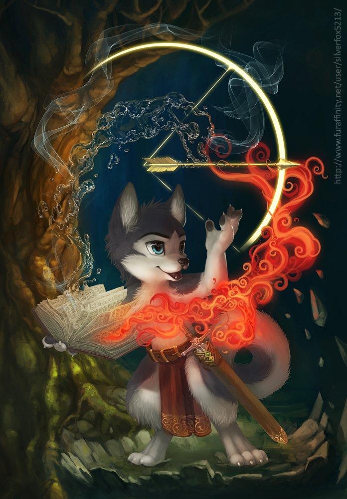 игры магия небо
