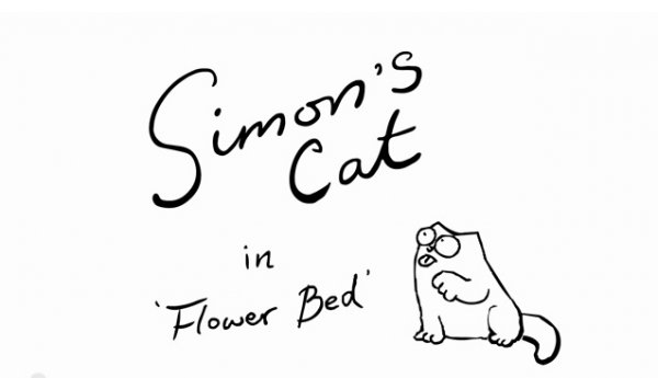 """Simon's Cat: Flower Bed"""