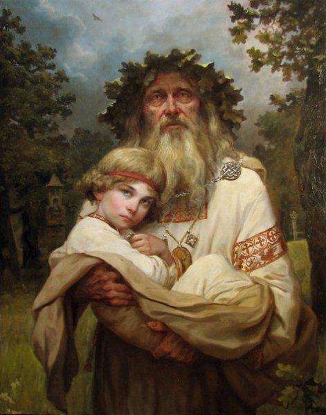 Художник Андрей Шишкин