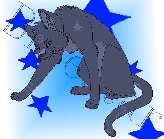 Интересности.  Опубликовано 23 августа 2013 в разделе.  Племена котов-воителей.  Калипса.