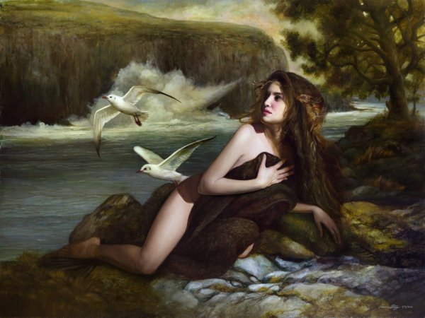 Heather Dale. The Maiden and the Selkie