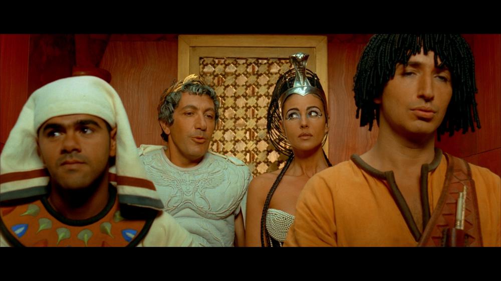 gerard darmon missie cleopatra