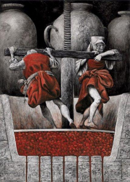 Santiago Caruso - Artist & Illustrator