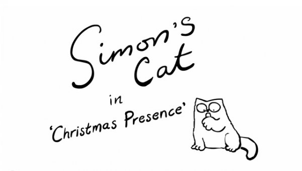 """Simon's Cat: Christmas Presence"""