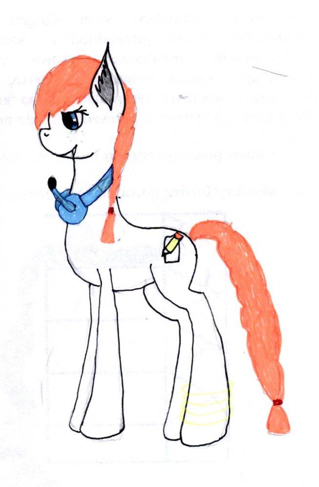Я учусь рисовать мультяшек